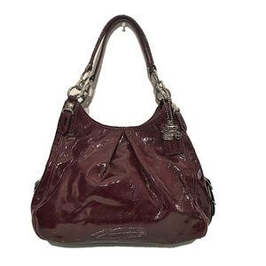 COACH Madison Maggie Mia Large Hobo 15734 LIKE NEW